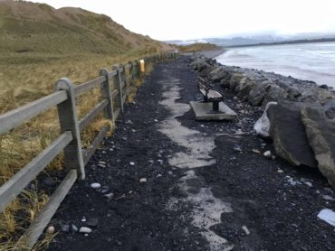 €72,000 allocated for coastal erosion study in Strandhill and Easkey