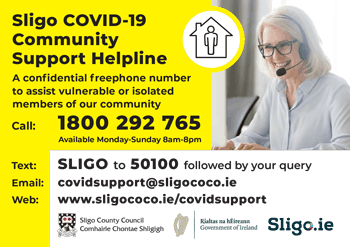 Covid-19 Community Support. helpline