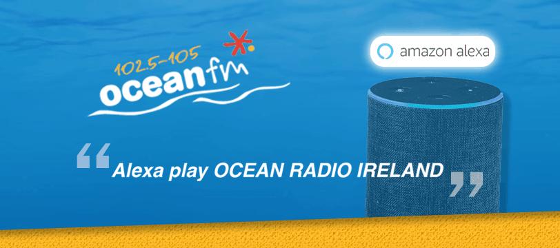 Ocean FM alexa