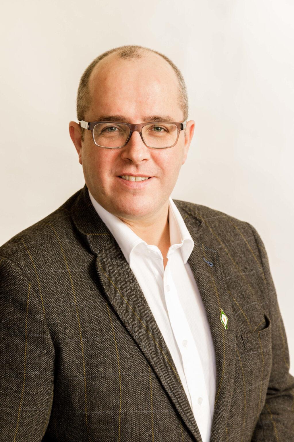 Chris MacManus MEP