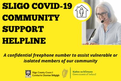 Covid19 Community Support Helpline