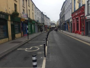 Petition underway to have Sligo's disabled parking spaces restored