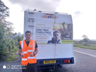 Barry Conway's Donegal to Cork Walk