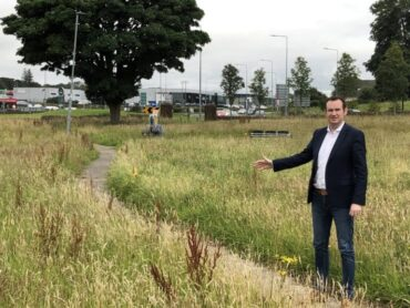 Plans drawn up for Town garden in Collooney