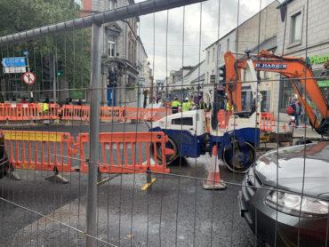 Visually impaired man critical of new Sligo street layout