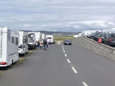 Camper van owners hit back after criticism of overcrowding at local resorts