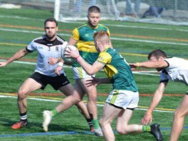 Homegrown American team beats Sligo in New York GAA final