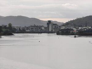 Sligo harbour