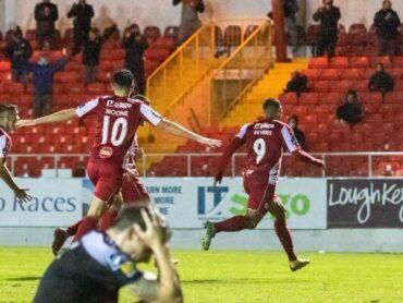 Sligo Rovers go fourth after Derry win
