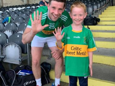 Tourlestrane celebrate Sligo five-in-a-row