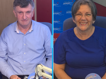 The Friday Panel, Michael Clarke, Veronica Cawley