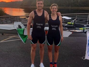 Donegal rowing duo reach Grand Finals