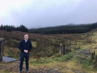 Upgrade works to take place around Cuilcagh Mountain