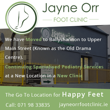 Jayne Orr Foot Clinic new building