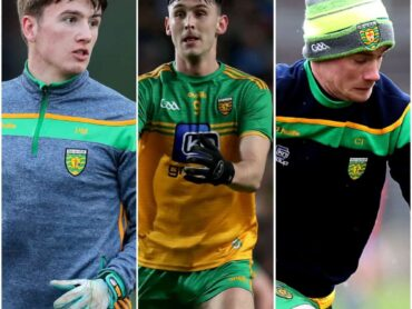 Three Donegal players get All-Star nominations
