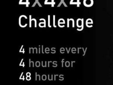 4 Miles every 4 Hours for 48 Hours for Croí