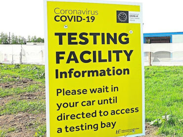 New Covid walk-in test centre opens in Convoy