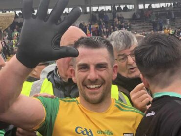 Donegal GAA podcast – Paddy McGrath