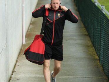 Cillian O'Connor set to miss Sligo game