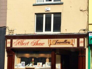 Shaws jewellers in Sligo town to close