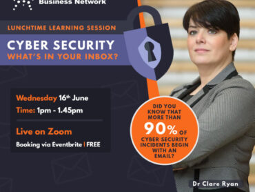 Donegal Business Network hosts online session on email security