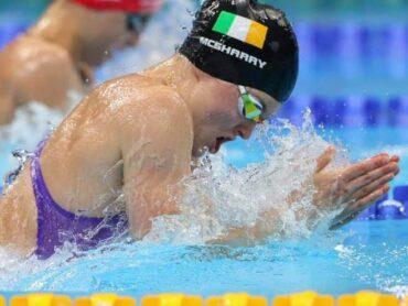 Mona McSharry reaches Olympic final