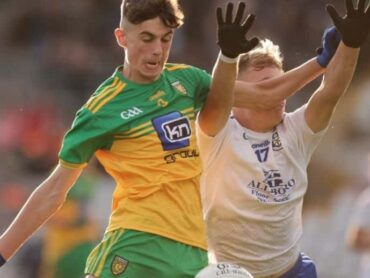 14-man Donegal withstand Monaghan rally to reach Ulster semi-final