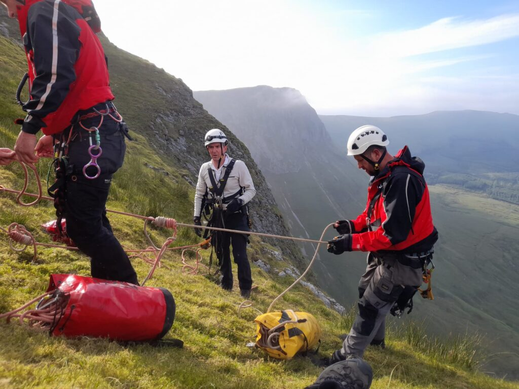 Sligo Mountain Rescue Team