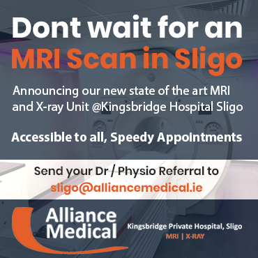 Alliance Medical MRI Scan