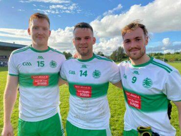 Aodh Ruadh make winning senior championship return