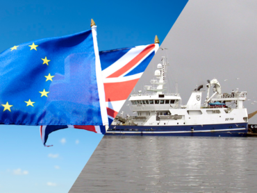 Irish fishing industry 'thrown under the bus' with Brexit deal