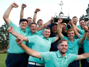 Co Sligo's TJ Ford helps Ireland win Home Internationals