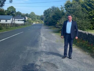 Pedestrian safety works begin in Ballintogher today