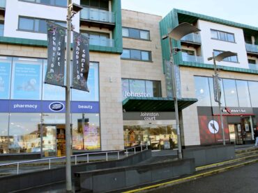 Johnston Court Shopping Centre placed on the market