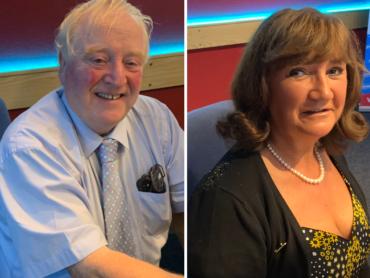 The Friday Panel, Eamon Scanlon, Martina Harkin Kelly