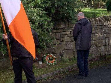Sligo's Noble Six honoured under Ben Bulben