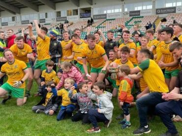 Ballinamore end 31-year wait for Leitrim SFC title