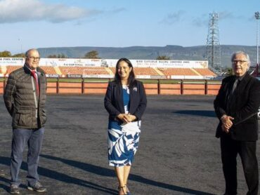 Sports Minister visits Sligo Rovers to discuss €17 million masterplan