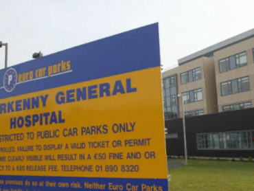 Letterkenny hospital most overcrowded in country today