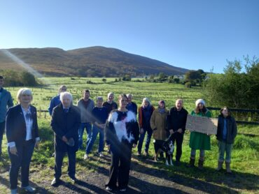 We're only minding the land for next generation – North Leitrim's resistance to gold mining