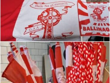 Ballinaglera & Dromahair contest Leitrim intermediate final